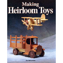 Making Heirloom Toys by Jim Makowicki, 9781561581122