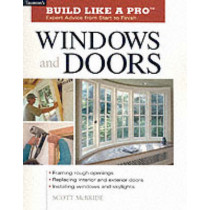 Windows and Doors by Scott McBride, 9781561584833