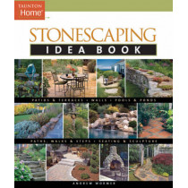 Stonescaping Idea Book by Andrew Wormer, 9781561587636