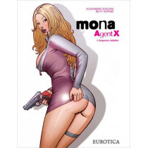 Mona, Agent X Vol. 1: Dangerous Initiation by Alessandro Scacchia, 9781561637676