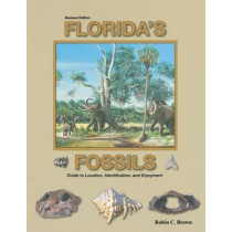 Florida's Fossils by Robin C. Brown, 9781561645718