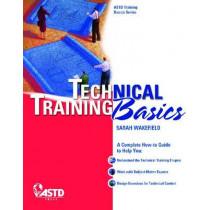Technical Training Basics by Sarah Wakefield, 9781562867553