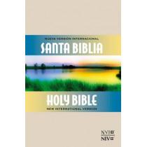 Biblia Bilingue-PR-NVI/NIV by Zondervan, 9781563207082