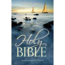 NIV, Holy Bible, Larger Print, Paperback by Zondervan Publishing, 9781563207211