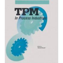 TPM in Process Industries by Tokutaro Suzuki, 9781563270369
