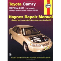 Toyota Camry (97 - 01) by Robert Maddox, 9781563924040