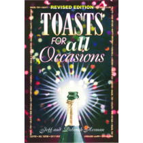 Toasts for All Occasions by Jeff Herman, 9781564147097