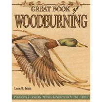 Great Book of Woodburning by Lora S. Irish, 9781565232877