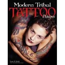 Modern Tribal Tattoo Designs by Lora S. Irish, 9781565233980