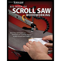 Big Book of Scroll Saw Woodworking by Scroll Saw Woodworking & Crafts Magazine, 9781565234260