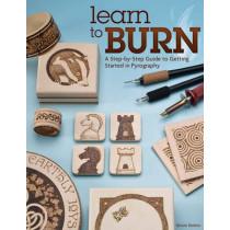 Learn to Burn by Simon Easton, 9781565237285