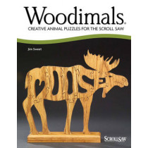 Woodimals by Jim Sweet, 9781565237483
