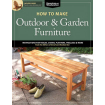 How to Make Outdoor & Garden Furniture by Randy Johnson, 9781565237650