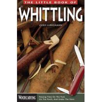 Little Book of Whittling by Chris Lubkemann, 9781565237728
