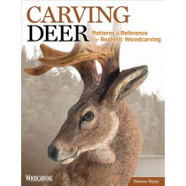 Carving Deer by Desiree Hajny, 9781565238206