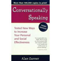 Conversationally Speaking by Alan Garner, 9781565656291