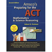 Preparing for the ACT Mathematics & Science Reasoning by Robert Postman, 9781567657173