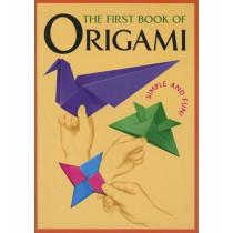 The First Book Of Origami by Kodansha International, 9781568364339