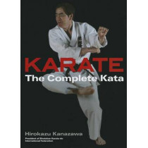 Karate: The Complete Kata by Hirokazu Kanazawa, 9781568365176