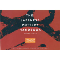The Japanese Pottery Handbook by Penny Simpson, 9781568365527