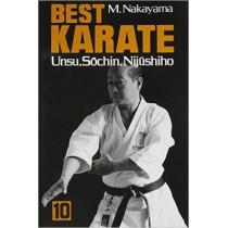 Best Karate: V.10 by Masatoshi Nakayama, 9781568365541
