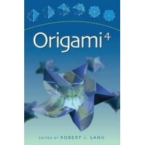 Origami 4 by Robert J. Lang, 9781568813462