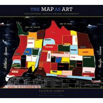 Map As Art by Katharine Harmon, 9781568989723