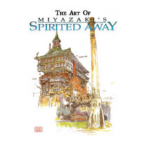 The Art of Spirited Away by Hayao Miyazaki, 9781569317778