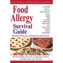 Food Allergy Survival Guide by Vesanto R. D. Melina, 9781570671630