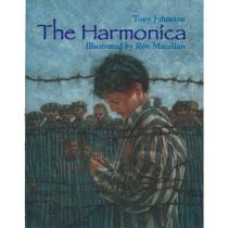 The Harmonica by Tony Johnston, 9781570914898
