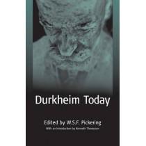 Durkheim Today by W. S. F. Pickering, 9781571816658