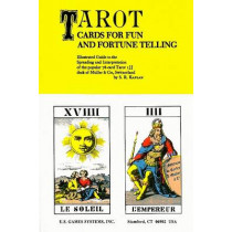 Tarot Cards for Fun and Fortune Telling by Stuart R Kaplan, 9781572815148