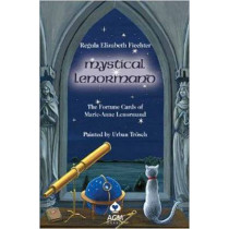Mystical Lenormand Book: The Fortune Cards of Marie-Anne Lenormand by Regula Elizabeth Fiechter, 9781572817760