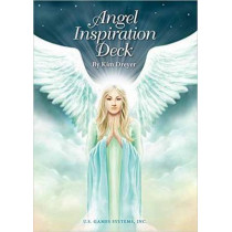 Angel Inspiration Deck by Kim Dreyer, 9781572817791
