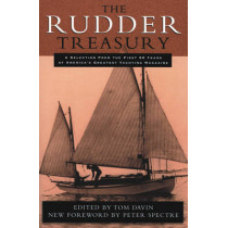 The Rudder Treasury: A Companion for Lovers of Small Craft by Tom Davin, 9781574091601