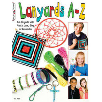 Lanyards A-Z by Suzanne McNeill, 9781574212914