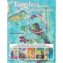 Transfers and Altered Images: With Acrylic Gels and Mediums by Chris Cozen, 9781574216530