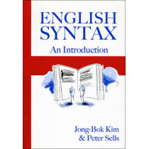 English Syntax: An Introduction by Jong-Bok Kim, 9781575865683