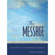 Message Bible by Eugene H. Peterson, 9781576838457