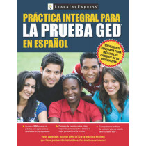 Comprehensive Practice for the Ged Test En Espanol by LearningExpress LLC, 9781576859926