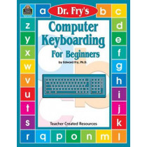 Computer Keyboarding by Dr. Fry by Edward Fry, 9781576907641