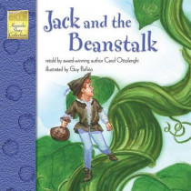Jack and the Beanstalk by Carol Ottolenghi, 9781577683773