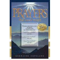 Prayers That Avail Much: Three Bestselling Volumes Complete in One Book by Germaine Copeland, 9781577947523