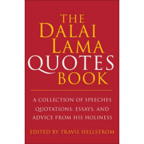 The Dalai Lama Quotes Book by Travis Hellstrom, 9781578266401