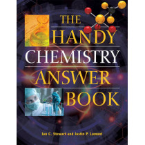 The Handy Chemistry Answer Book by Ian C. Stewart, 9781578593743