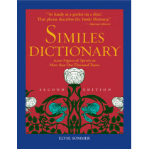 Similes Dictionary by Elyse Sommer, 9781578594337
