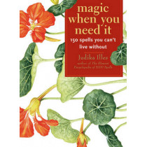 Magic When You Need it: 150 Spells You Can't Live without by Judika Illes, 9781578634194