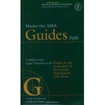 Master the AMA Guides Fifth by Linda Cocchiarella, 9781579471040