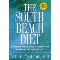 The South Beach Diet by Arthur Agatston, 9781579546465