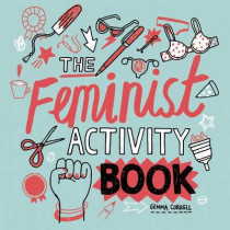 Feminist Activity Book by Gemma Correll, 9781580056304